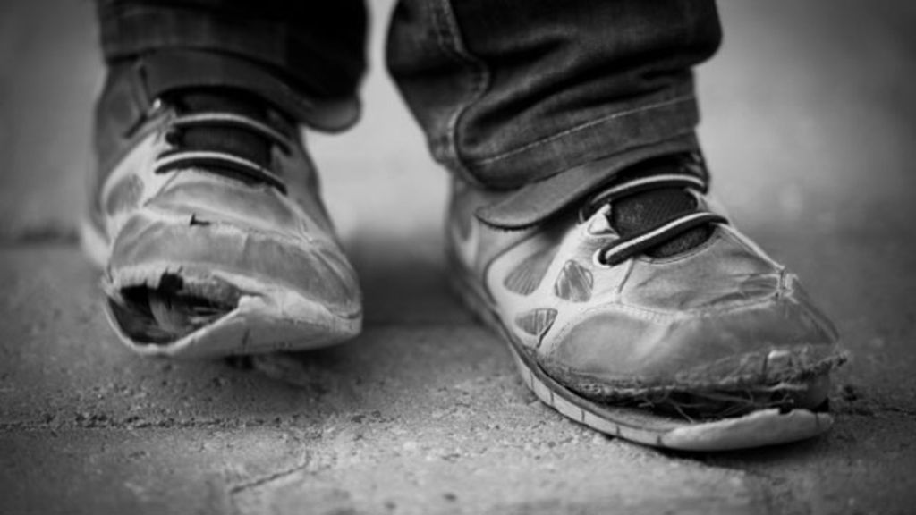 EMERGENCY SHOE DRIVE: Help Us Replace The Torn Shoes Of 1000 Children